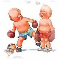 бокс для ребенка, школа бокса