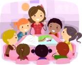 детский сад, воспитание ребенка