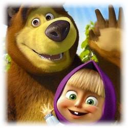 Лучший отечественный мультфильм последних лет - Маша и Медведь