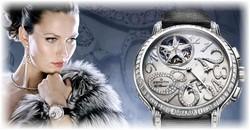 часы - стильный аксессуар