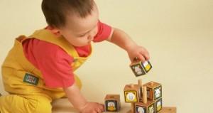 детские кубики как лучшая игрушка