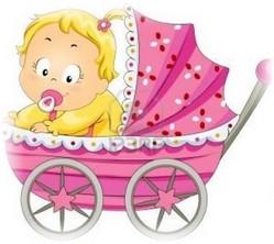 прогулка с новорожденным малышом