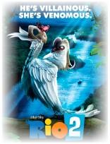 Детские фильмы для семейного просмотра Рио 2