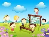 Развивающие активные игры для детей