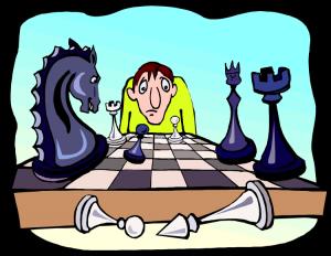 о развитии логики детей и шахматах