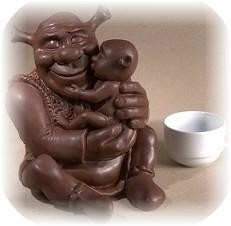 шоколадные подарки детям