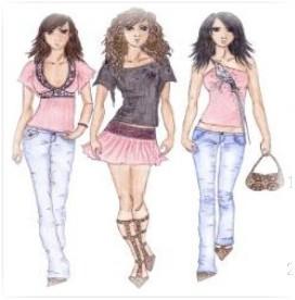 женская одежда и мода