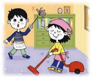 приучаем ребенка к чистоте и порядку