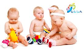 Воспитание детей и детские игрушки
