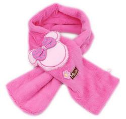 детские теплые шарфы