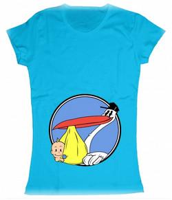 футболки для беременных с надписями