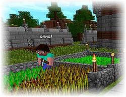 детские компьютерные игры Minecraft