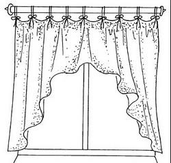 занавески и шторы для уюта в доме