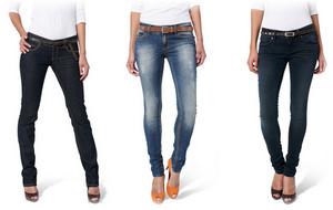 модные женские джинсы Том Тейлор