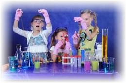 химическое представление для детей
