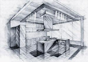 идеальная кухня вашей мечты