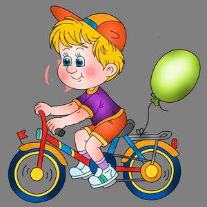 о пользе велосипеда для детского здоровья