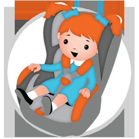 самые безопасные детские автокресла