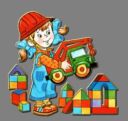 о детских конструкторах и их пользе для развития ребенка