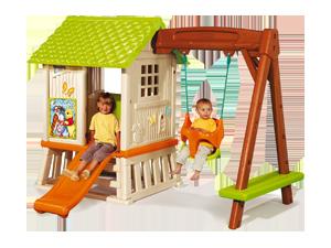 Детский игровой домик - личное пространство ребенка