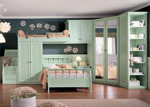 детская мебель фото для маленькой комнаты